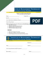 Project Report Form June