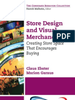 Store Design and Visual Merchandising