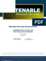 Blended Security Checks