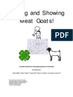 Meat Goat Manual
