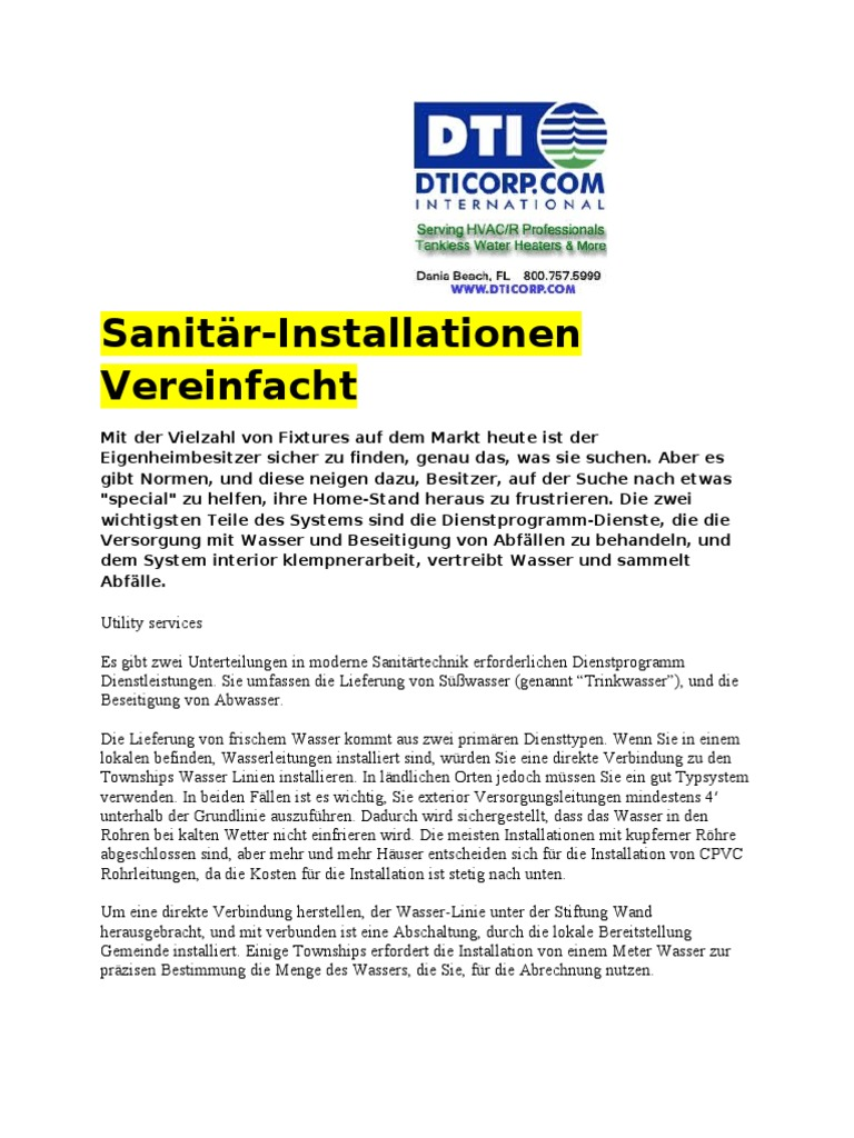 Wunderbar Wie Installiere Ich Einen Gaskessel Bilder - Elektrische ...