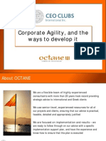Corporate Agility - Circle