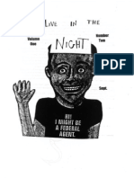 We Live in the Night - Issue 2