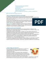 Qué es la enfermedad periodontal o periodontitis