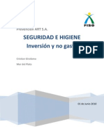 Mar Del Plata Salud Ocupacional