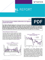 2011-06-07 Natixis the Eurozone-France Inflation Differential at Its Highest Level in Ten Years - Causes and Outlook