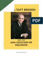 DISCURSOS PRESIDENTE EZRA TAFT BENSON