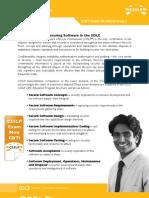 CSSLP Brochure