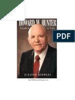 DISCURSOS PRESIDENTE HOWARD W. HUNTER