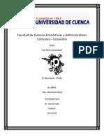 Universidad de Cuenca Punk