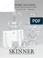 Discovery featuring Estate Jewelry & Silver and Textiles & Couture   Skinner Auction 2551M