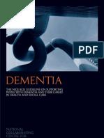 libro demencia