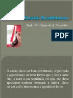 Ensaio Acadêmico