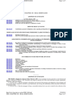 Nevada Foreclosure Statutes, Chapter 106, Real Mortgages