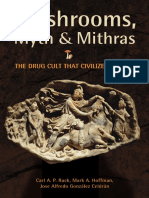 Prelude and Preface from Mushrooms, Myth & Mithras