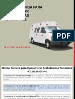 Ambulancia m