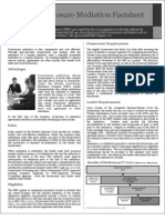 Nevada Foreclosure Mediation Factsheet
