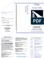 2011 Hope Delta Brochure Final