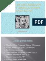 Diapositivas (Dictaduras La Ti No American As) - Hans