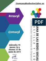 Semana Redes Sociales Programa