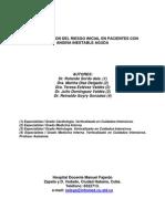 051 - Estratificacion Del Riesgo Inicial en Pacientes Con Angina Inestable Aguda