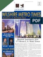 Wilshire Metro Times - June/July 2011