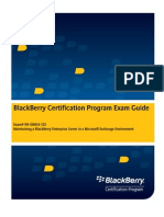 19-00614-123 Blackberry Certification Exam Guide
