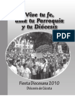 Folleto Fiesta Diocesana