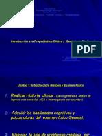 1. PROPEDEUTICA CLINICA_ Introduccion y General Ida Des