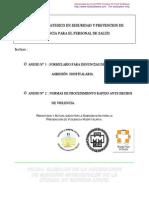 Manual Agresion Fisica Al Profesional de Salud
