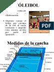 Diapositivas vóleibol