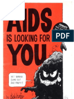 Dick Hafer - AIDS is Looking for YOU [1987]