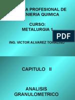 Curso Metalurgia 1 Capitulo II 2011