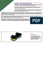 Sistema transistorizado