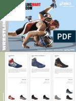 ASICS Wrestling S10 032510