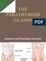 The Parathyroid Glands-edited