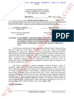 IN CHAMBERS—AMENDED ORDER GRANTING PLAINTIFFS' EX PARTE APPLICATION FOR ORDER SHORTENING TIME RE