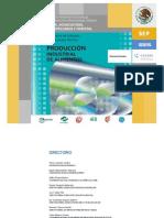 Plan de estudios de Producción Industrial de Alimentos