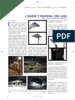 Alumbrado Publico Con LED
