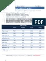 Derivatiive Report 8.6.11