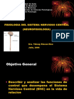Medicina - Fisiologia Sistema Nervioso Central