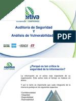 Asertiva - Auditoria de Seguridad