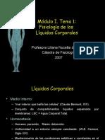 Tema 1a. Liquidos Coporales - Liliana