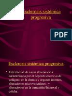 Esclerosis sistémica UDH