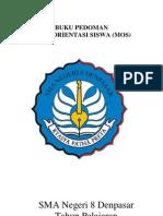 Buku Pedoman MOS SMAN8 Denpasar