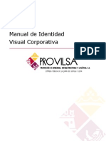 Manual Identidad Provilsa