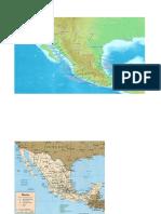 Hidrografia de Mexico