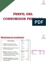 Perfil consumidor peruano