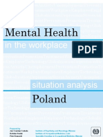 Poland Mental Health