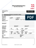 002 Job Application Form (Revised 04 Aug 2010)